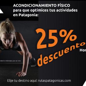 1on1 Smart Trainning – Patagonia