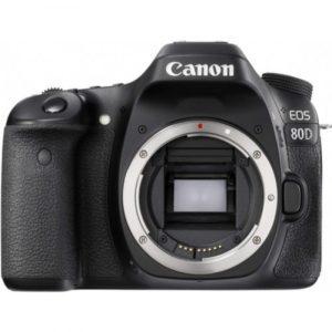 Cámara Canon EOS 80D sólo cuerpo