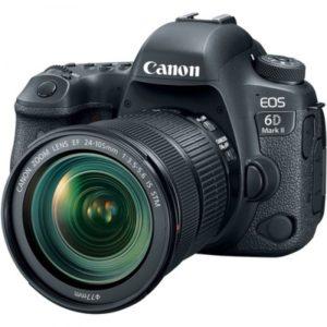 Cámara Canon 6D Mark II Kit 24-105mm IS STM