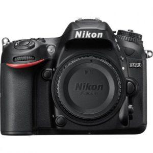 Cámara Nikon D7200 sólo cuerpo