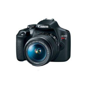 Cámara Canon EOS T7 Kit 18-55 IS II
