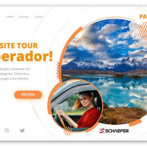 Plataforma Web Site Reserva Inteligente Tour Operador